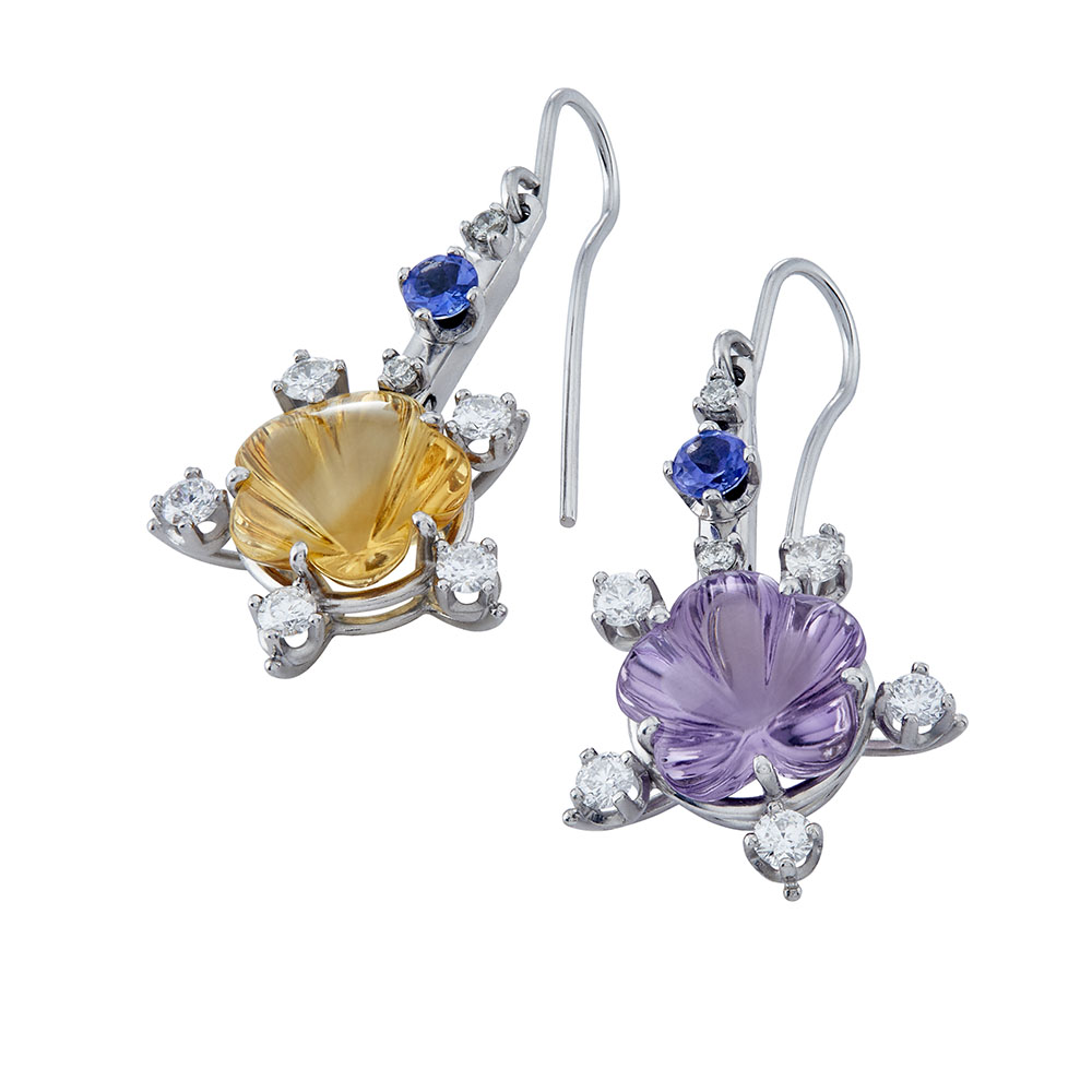 Gem-Earrings-bespoke-design-brettland-poulsen-jewellery-la-lucia-mall-durban-north